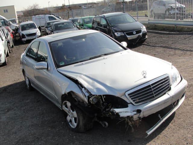 Выкуп аварийных автомобилей в Москве