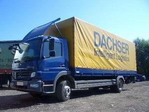 Выкуп грузовых авто в Москве