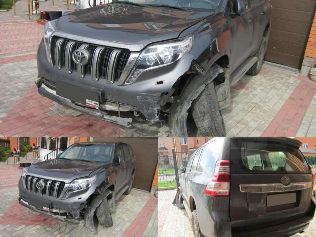 выкуп аварийных Renault