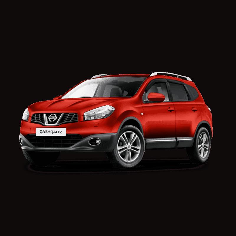 Выкуп Nissan Qashqai-2
