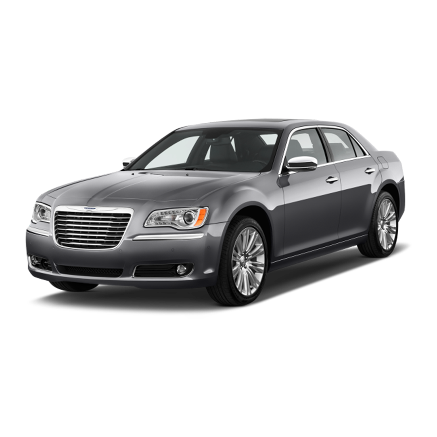 Выкуп Chrysler 300C