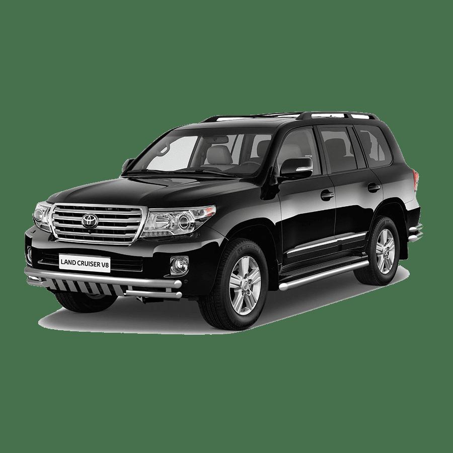 Выкуп кредитных Toyota Land Cruiser