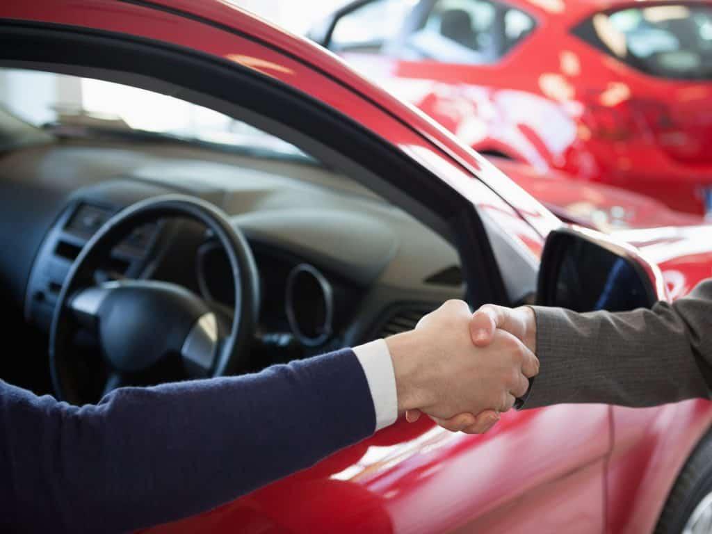 Способы продажи машины