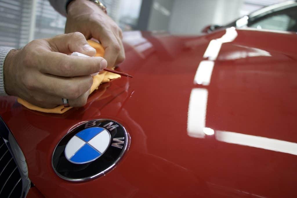 Устранение дефектов на авто перед продажей картинка